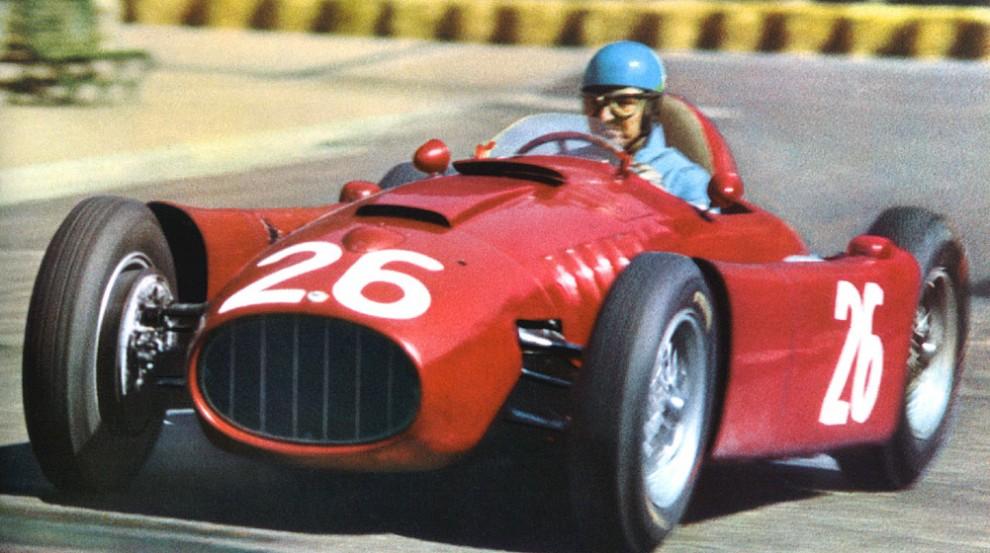 Lancia D 50 de Fórmula 1