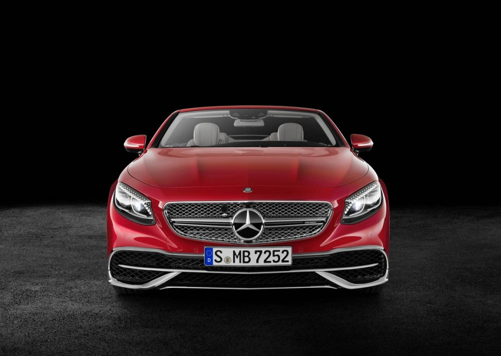 Mercedes-Maybach S 650 Cabrio