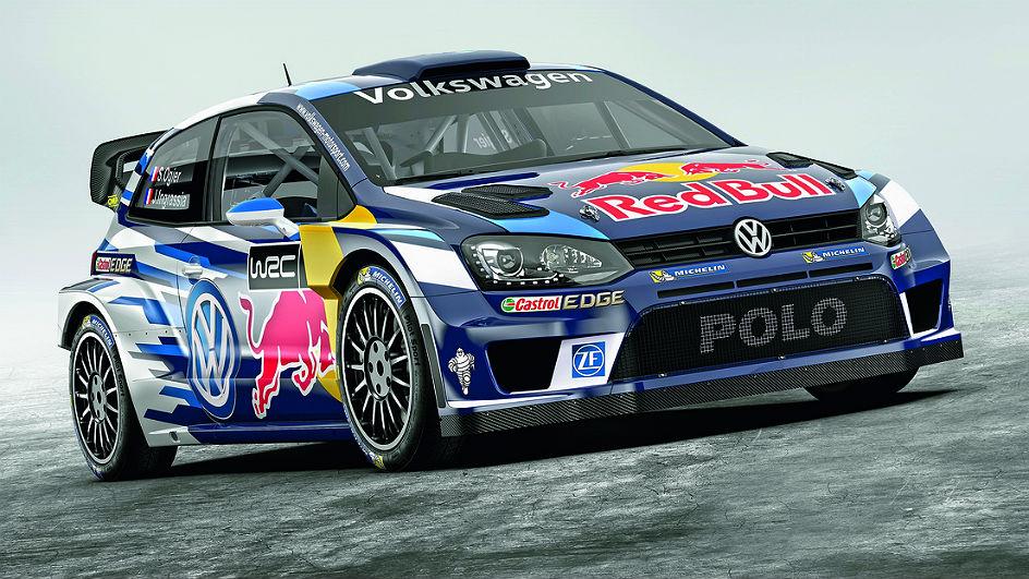 Volkswagen Polo WRC. Foto: WRC