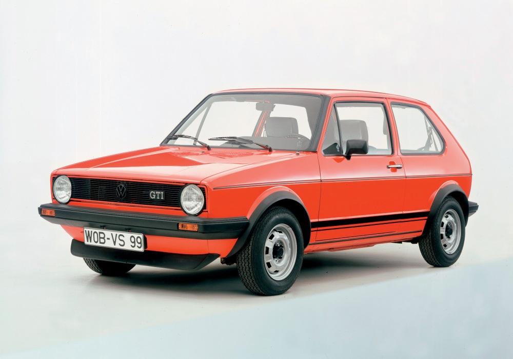Volkswagen Golf de 1974