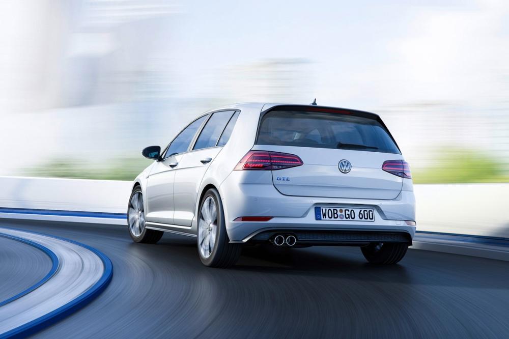 Nuevo Volkswagen Golf. Foto: Volkswagen