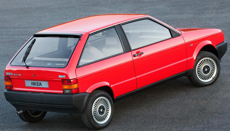 SEAT Ibiza de 1984